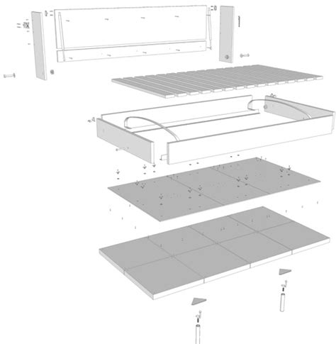moddi murphy bed furnitureplans