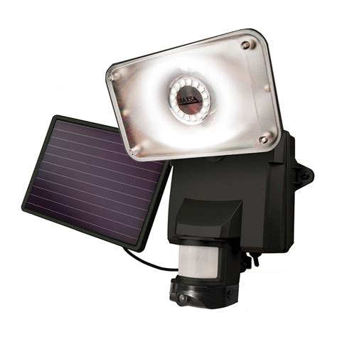 best solar security light best solar powered security lights and cameras safewise
