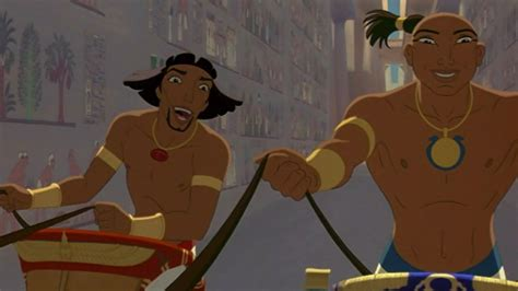 Cartoon Film Of Moses | the prince of egypt 1998 review basementrejects