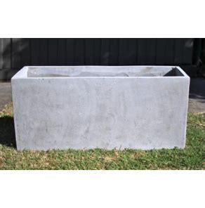 garden pots   mt light weight concrete planter boxes
