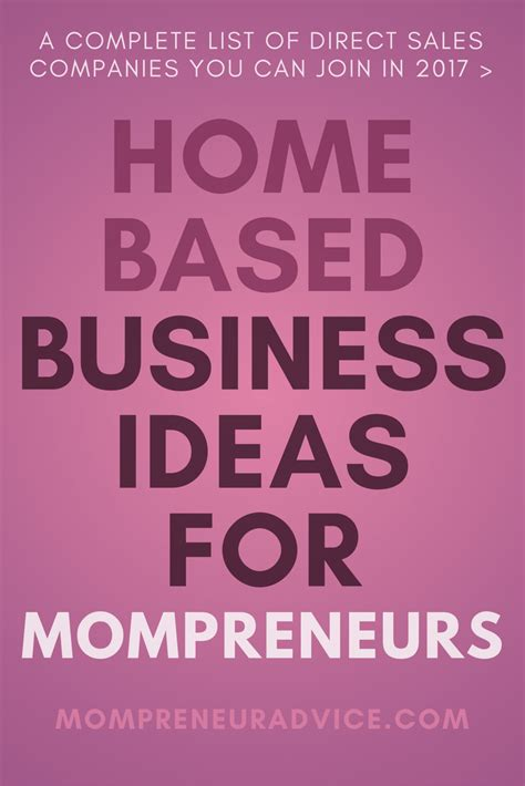 start a home based business ideas for mompreneurs in 2017 don t want to sell lularoe here s other direct sales