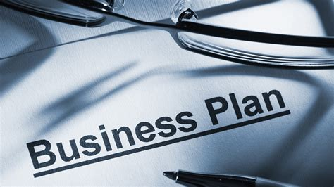 getting started on your business plan businesstown