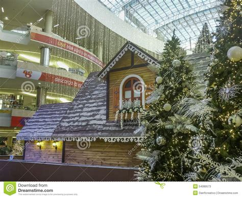 mall of america christmas ornaments decoration at mall editorial stock photo image 54089573