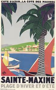 cannes riviera vintage travel poster christie s to hold sale of vintage riviera travel