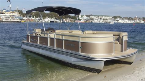 florida house rental with boat destin pontoon rentals