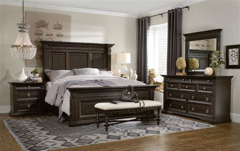 hooker furniture bedroom sets hooker furniture bedroom treviso king panel bed 5374 90266