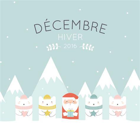 Calendrier Decembre 2016 Janvier 2017 Le Calendrier Diy 2016 D 201 Cembre Z 252 Le