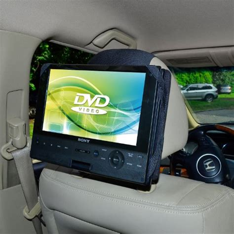 Blu Ray Player Auto by Tfy Car Headrest Mount For Sony Bdpsx910 Portable Blue Ray