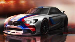 the bmw vision gran turismo race car