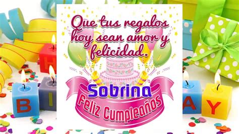 imagenes de cumpleaños sobrina 8 imagenes de cumplea 241 os sobrina para compartir en