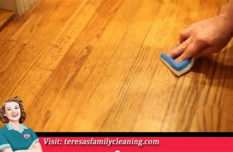Removing Scuffs From Wood Floors by How To Remove Scuff Marks From Wood Floors