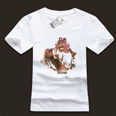 Kaos Dota 2 Sniper Size Xl Tshirt Dota2 022 dota 2 sniper shirt wishining