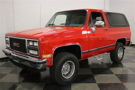 gmc jimmy 1989 1989 gmc jimmy 4x4 sle for sale 85885 mcg