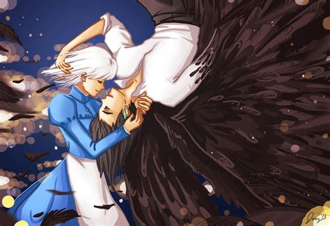 how l howl and howl s moving castle fan 39022921