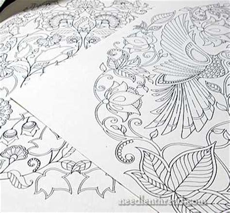 secret garden coloring book chile secret garden embroidery project preliminaries
