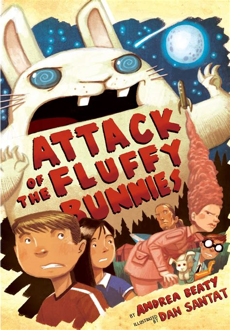 Attack Of The Fluffy Bunnies Book Report by Mishaps And Adventures The Evolution Of The Attack Of The Fluffy Bunnies Cover