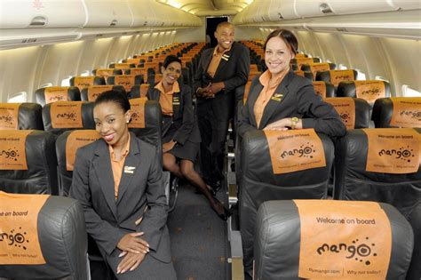 Mango Airlines Cabin Crew by Mango Named As One Of The Top 10 Low Cost Carriers In The