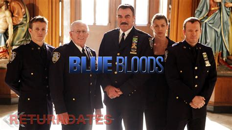 blue bloods blue bloods release date 2018 keep track of premiere