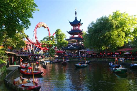 theme park copenhagen let your imagination run free at the tivoli gardens in