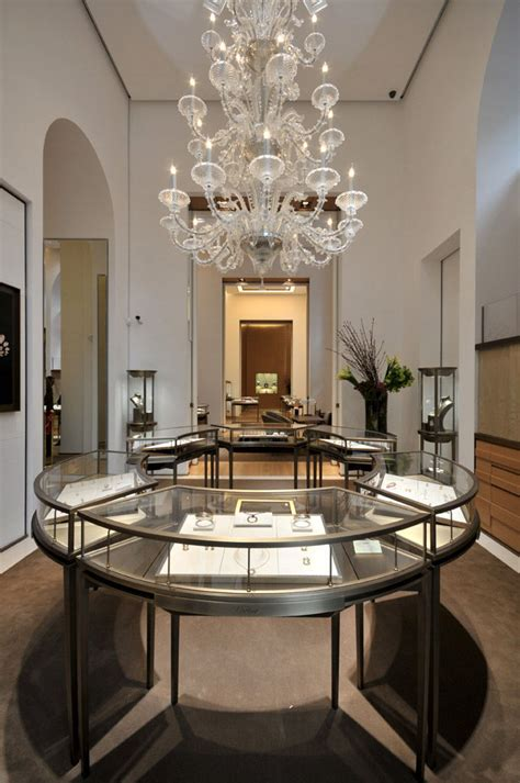 cartier boutique concept interna