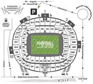 stadium plan national stadium warsaw football tripper