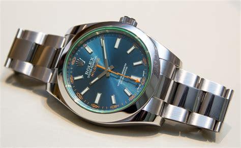 Ultimate Replica Rolex Milgauss Blue Electric rolex milgauss z blue 116400gv on