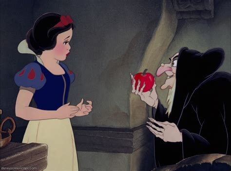 Apple Snow White snow white and the seven dwarfs vs sneewittchen disneyfied or disney tried