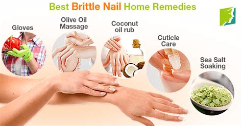 7 Remedies For Fragile Fingernails by Best Brittle Nail Home Remedies