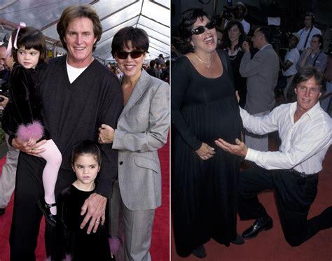 how did kris kardashian meet bruce jenner kim kardashian dad mother kids family