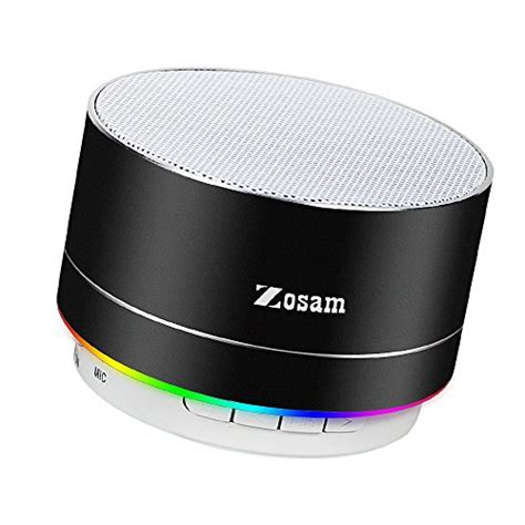 Outdoor Portable Bluetooth Speaker With Tf Card Slot And Nfc Kd 57 zosam portable wireless bluetooth speaker superb hd sound enhanced bass mini stereo outdoor