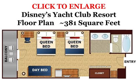 Disney Club Floor Plan - review disney s yacht club resort yourfirstvisit net