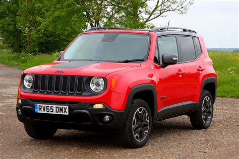 Jeep Renegade 4x4 Review 2015 Parkers