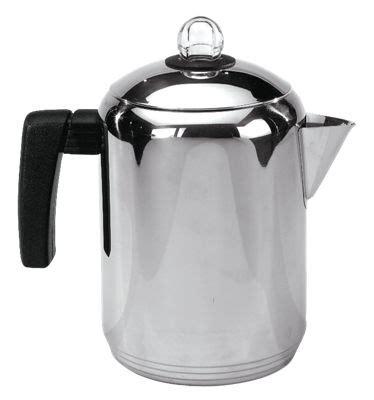 stove top coffee percolator