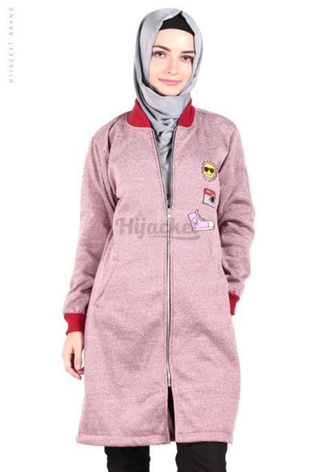 Hijacket Twistone Charcoal hijacket twistone archives toko naim khan