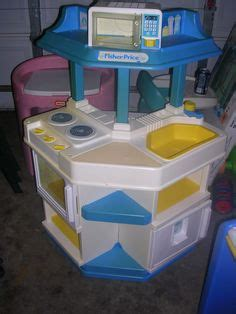 1987 Fisher Price Kitchen Set by 1000 Images About When I Was On