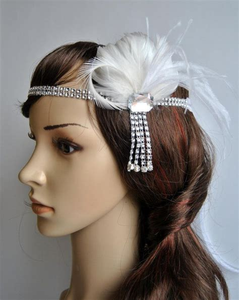 how to make 1920s headpieces 1920s bandeau petal headband the great gatsby headband