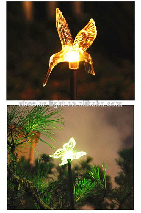 multi colored solar garden lights multi colored solar garden lights solar lights animal