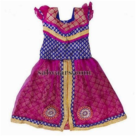 pink and blue skirt indian dresses