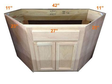 42 sink base cabinet 35 best corner sink base images on cooking