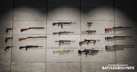 pubg best weapons playerunknown s battlegrounds game giant bomb
