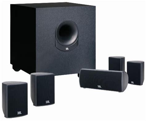 jbl scs home cinema speaker package  powered
