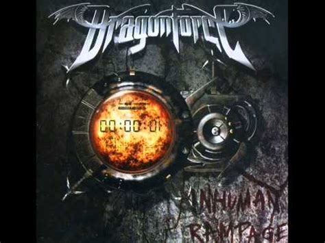 dragonforce through the fire and flames long version dragon force through the fire and flames album version