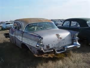 1957 Pontiac Parts 1957 Pontiac 4dr Ht Ref124 Parts