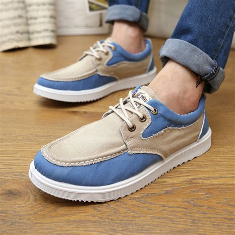 running shoe for flat 2015 new brand leather casual s shoe matching