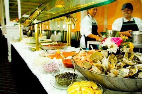 the grand hotel luncheon buffet mackinac island
