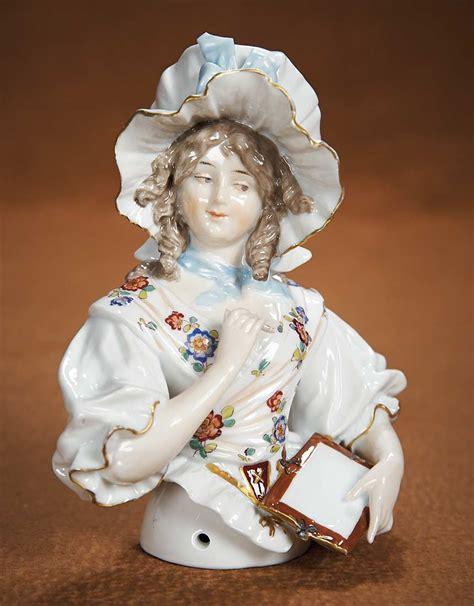 porcelain doll germany the vanity fair strong museum half dolls 2 large german