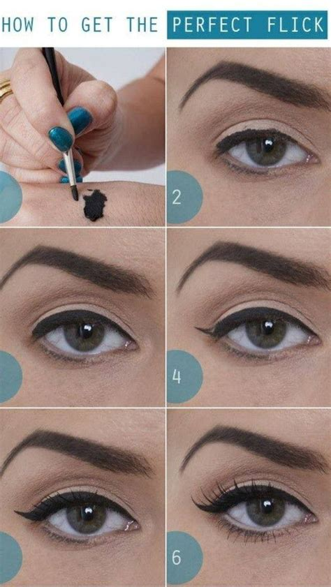 eyeliner tutorial spoon few tips to get the perfect cat winged eyeliner richestilo