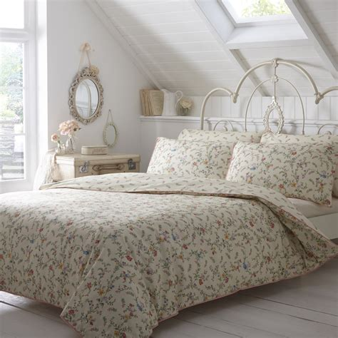 Bedspreads And Duvet Covers Vantona Vintage Claudine Floral Duvet Cover Set Multi