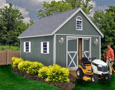 Diy Garden Shed Kit