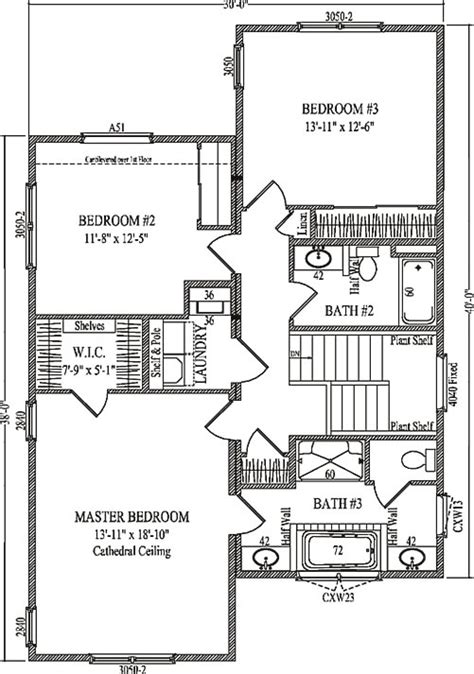 wardcraft homes floor plans carlin by wardcraft homes two story floorplan